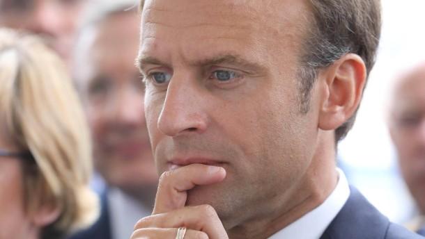Siehe da, Frankreich reglementiert das Netz