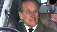 Prinz Philip soll ein leidenschaftlicher Autofahrer sein. (Archivbild)
