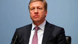 Oliver Zipse wird neuer BMW-Chef