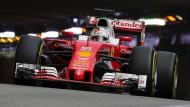 Es gab für Ferrari in dieser Saison kein einziges Wochenende, das von Freitag bis Sonntag ohne irgendein Problem über die Bühne ging.