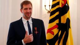 Verdienstorden für Dirk Nowitzki