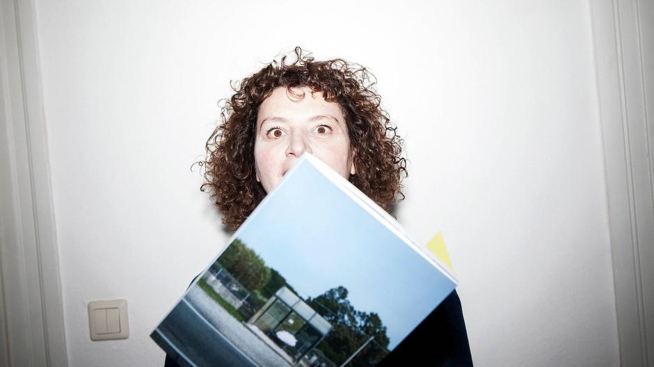 Das perfekte Bild ist in ihren Augen langweilig: Selbstporträt mit Werkkatalog von Vanja Vukovic