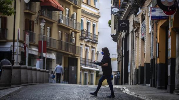 Keine Lockerungen in Madrid