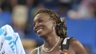 Mixed Emotions am Tennisnetz