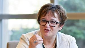 Deutsche EZB-Direktorin warnt vor Deregulierung