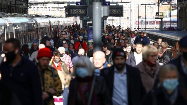Britische Regierung schließt abermaligen Lockdown aus