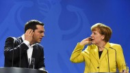Tsipras will Merkel treffen