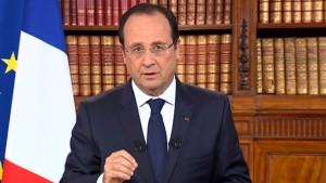 Hollande fordert Neuausrichtung Europas