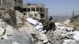25 Extremisten bei Explosion in Moschee getötet
