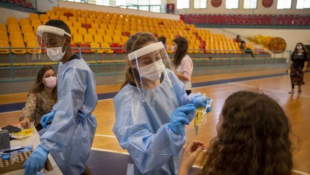 Israel meldet deutlich niedrigere Wirksamkeit von Corona-Impfung