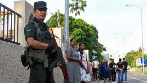 Sri Lanka sperrt soziale Netzwerke