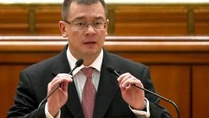 Ungureanu neuer Ministerpräsident von Rumänien