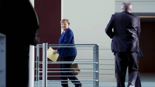 Wieviel und was kann Merkel lockern?