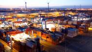 In Hamburg werden die Staats- und Regierungschefs in den nächsten Tagen unweit des Hafens über die Weltwirtschaft und die Weltpolitik verhandeln.