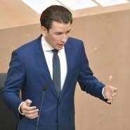Sebastian Kurz (ÖVP) ist für die Sicherungshaft
