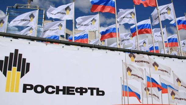 Der Kreml kauft sein Öl zurück