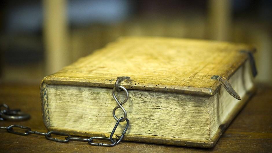 Begleiterscheinung von Open Access: das musealisierte Buch