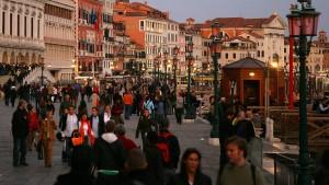 So wappnet sich Venedig für den Touristenansturm