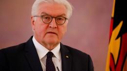 Bundespräsident nimmt das IOC  in die Pflicht