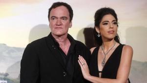 Tarantino wird mit 56 Vater