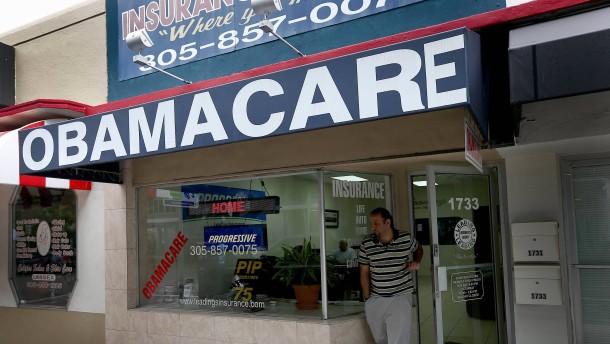 Wie weiter mit Obamacare?