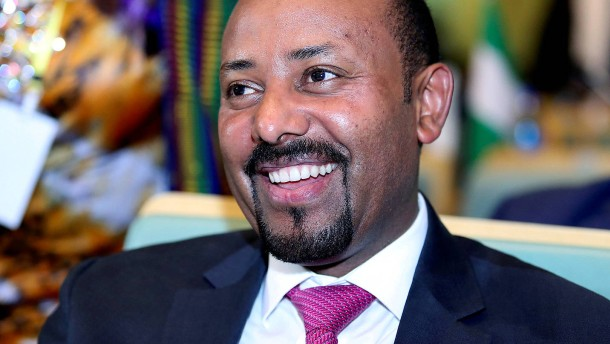 Friedensnobelpreis für Abiy Ahmed