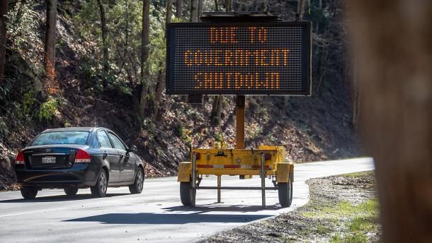 Wie der Shutdown die Amerikaner trifft