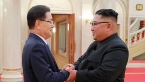 Kim Jong-un will in Trumps Amtszeit abrüsten