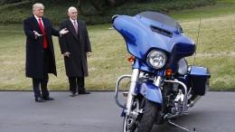 Fahren Amerikas Biker bald Kawasaki?
