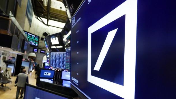 Demokraten nehmen Deutsche Bank ins Visier