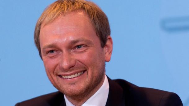 Lindner kandidiert als FDP-Vize