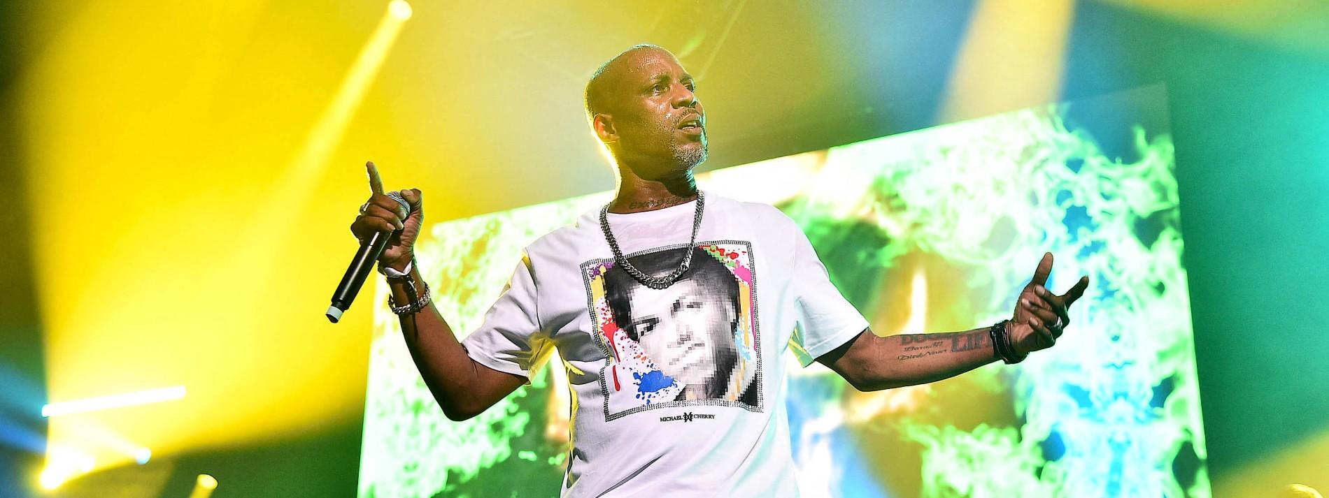 Rapper DMX nach Herzinfarkt im Krankenhaus
