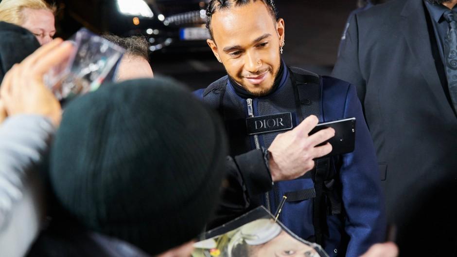 Lewis Hamilton gewinnt GQ Award