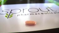 Rosa statt blau: Diese Pille soll Frauen Lust machen