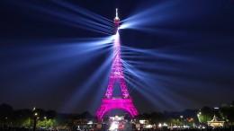 Paris feiert sein Wahrzeichen