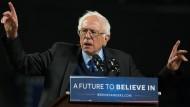"""Historisch vollzieht sich Wandel von unten"": Hillary Clintons demokratischer Gegenspieler Bernie Sanders"