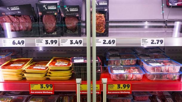 Die Deutschen wollen weniger Fleisch essen