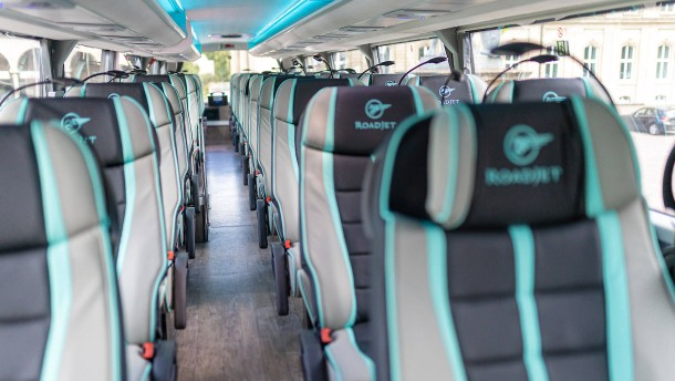 Roadjet nimmt es mit Flixbus auf