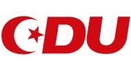 Muslime in der CDU: Dieses Logo ist allerdings verfremdet.