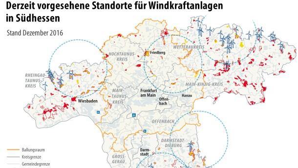 Bürger bis 14. Juli noch zu Windrädern gefragt