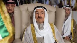 Emir von Kuweit gestorben