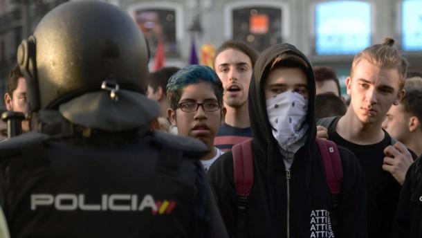 """Rajoy: """"Kein Referendum, sondern eine Inszenierung"""""""
