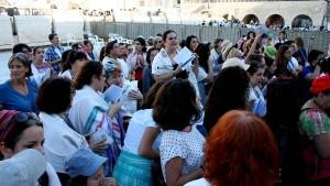 Ultraorthodoxe Juden greifen Frauen an
