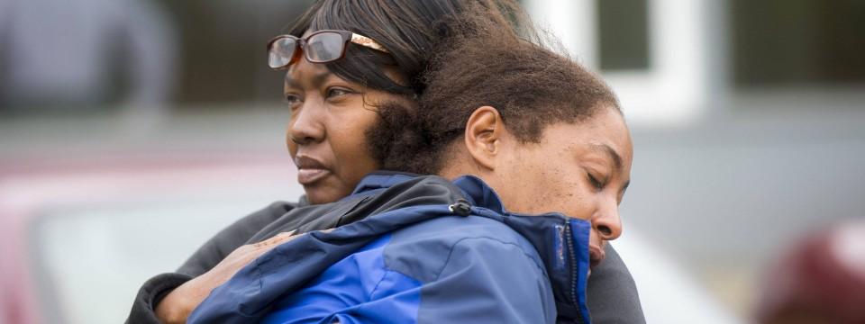 Schwarze Frauen in Seattle