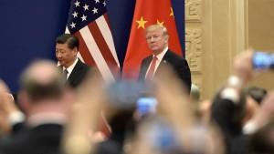 China und Amerika beschließen Wirtschaftsdeal über 250 Milliarden Dollar