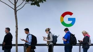 Google wehrt sich gegen EU-Rekordgeldbuße