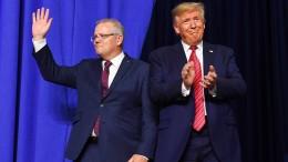Australiens Regierungschef begibt sich auf die Spuren Trumps