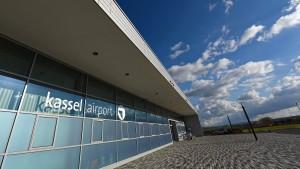 Flughafen Kassel weiter im Minus