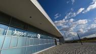 Flughafen Kassel: Mehr Verlust als im Vorjahr.