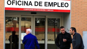 UNEMPLOYEMENT IN SPAIN